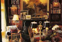 Ralph Lauren Library.  Amazing Style.