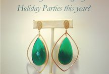 Holiday 2014 / Great Holiday Ideas.  Last minute gifts, stocking stuffers, beautiful presents.  Plus...free shipping from our boutique.