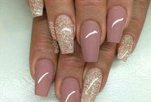 Ongles en gel/nailart