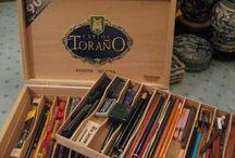 Cigars' box