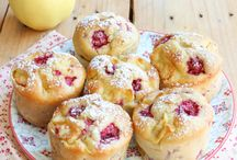 Muffins fruits rouge