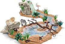 Noah's Animal Wishlist