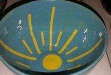 Mit keramik / Cheramics I have made