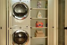 Zaplecze pralnia