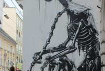 Street Art / by Mirinda Kossoff