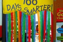 100 Days of School / Fun and exciting ways to celebrate the 100th day of school with your students!