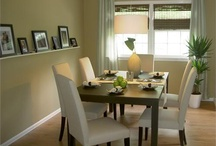 Home: Dining rooms / by Racheal Smith