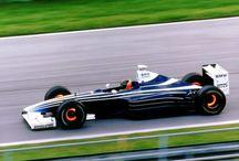 F1 Williams Supertec