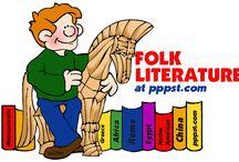 Folk Lit / by Kimberly Kovach