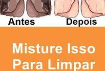 limpar pulmão e fígado