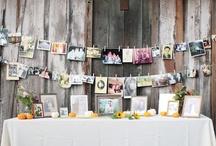 wedding photo display for e+p