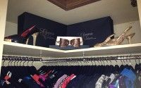 Before/After wardrobe makeover