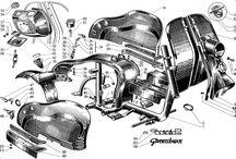 MOTORCYCLE Lambretta LD 125