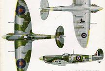 WW2 Spitfire Texturing Challenge