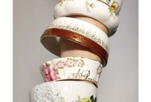 Pretty Porcelain / by Tracy Chasteen