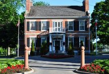 Architecture in the 1000 Islands / Majestic castles, reclaimed factory buildings and heritage homes can be found throughout Gananoque and the 1000 Islands. Our strong emphasis on heritage and repurposing is a delight to architects and history buffs alike.