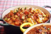 Big Bowls of Chili / by Community Table Recipes