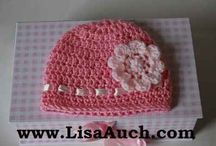 Baby Hats / by Sherrie Lamphere