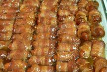 bacon weinees