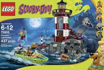 LEGO Scooby-Doo sets will released on August 2015