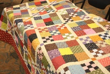 Projects to try / Scrap quilts