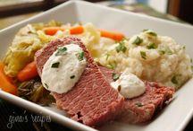 Meat Meals / by Katie Alexander