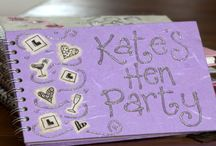 Hen Party Gifts / Fab and funky hen party gifts