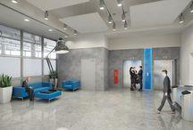 Strefa wejściowa - projekty / Entrance area - projects