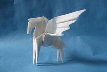 Paper (Origami) / Origami folds