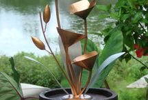 Outdoor water fountains / Great outdoot water fountains from around the world.