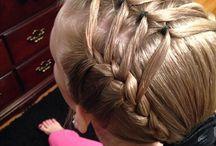 jente hårstiler