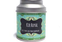 Our green tea selection / Onze groene thee selectie verpakt in deze gave blikjes