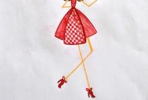 sketchbook / Daphne's sketches