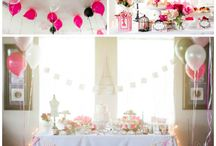 Rosalie's 1st Birthday / First birthday inspiration for yours little one's big day...