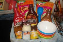 gift baskets / by Cortnee Bair