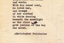 Christopher Poindexter Poems