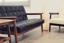Couches / OOKKUU - Modern Furniture, Lighting and Tableware. Meticulously made in Japan. Commercial quality, for business and private use.