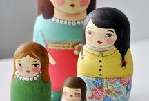 DIY dolls for kids