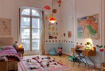 Ideen für Kinderzimmereinrichtung / Kinderzimmer zum Träumen