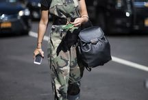 Military style!
