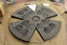 poterie plats
