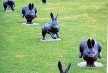 Rabbits alive! / by Bev Walton