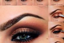 Eyeshadow steps