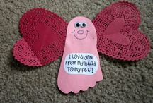 Valentines day ideas for babies and toddlers