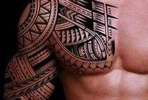 Этнические татуировки самоа