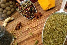 Spices - Μπαχαρικά - Μυρωδικά