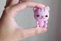 Crochet Dolls and Pets / by Anita Sabot