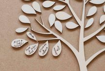 Guest Book Ideas / Inspiration for your wedding guest book / by Pretty Pear Bride® | Plus Size Bridal Magazine