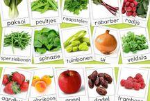 Groente en fruit kalender!