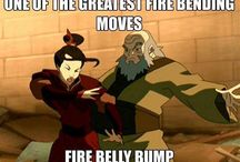 Avatar Aang&Kora